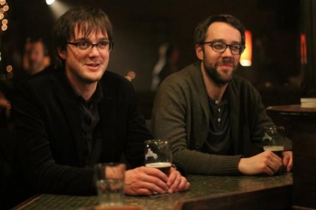 Patrick (Vincent-Guillaume Otis) et Denis (François Létourneau)