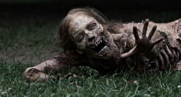 le zombie, accessoire plus qu'allégorie.