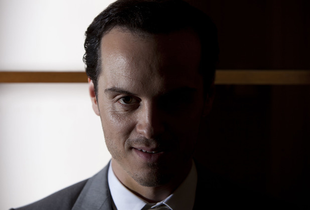 Moriarty (Andrew Scott)