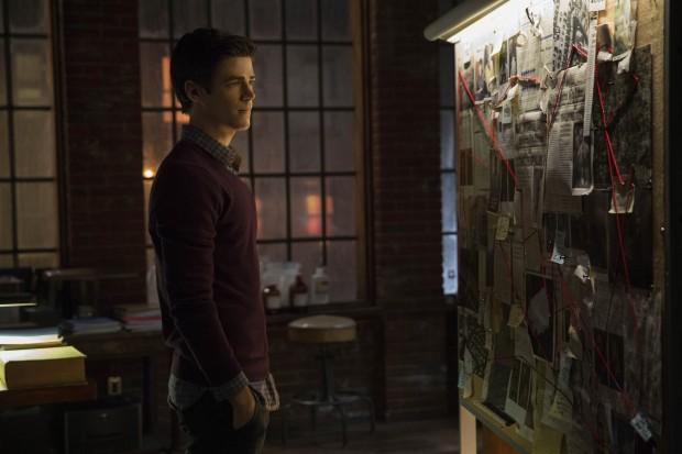 Barry Allen (Grant Gustin)
